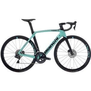 Bianchi Oltre XR4 CV Disc Ultegra Di2 Road Bike 2021