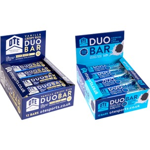 OTE  Duo Energy Bar 2x Boxes Of 12 X 65g Bars