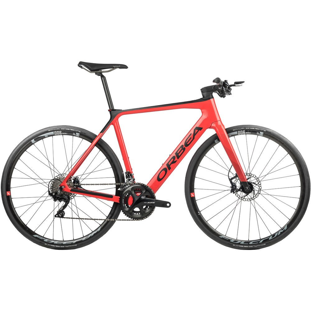 Orbea Gain M30F 105 Disc E-Road Bike 2021