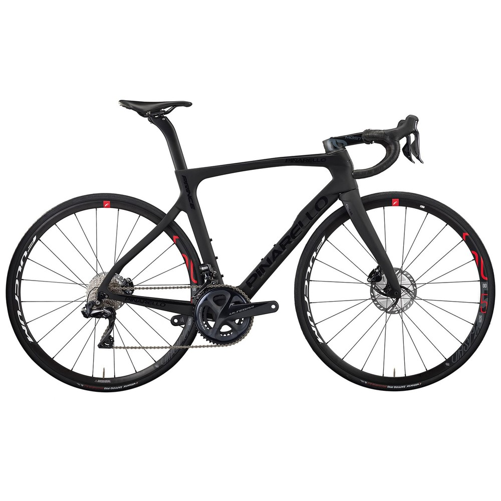 Pinarello Prince TiCR Ultegra Di2 Disc Road Bike 2021