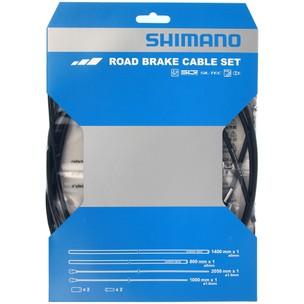 Shimano Road Brake SIL-TEC Cable Set