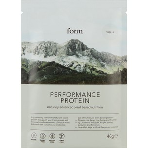 Form Nutrition Performance Protein Powder 40g Sachet