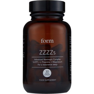 Form Nutrition ZZZZ's Capsule Supplement (30 Tablets)