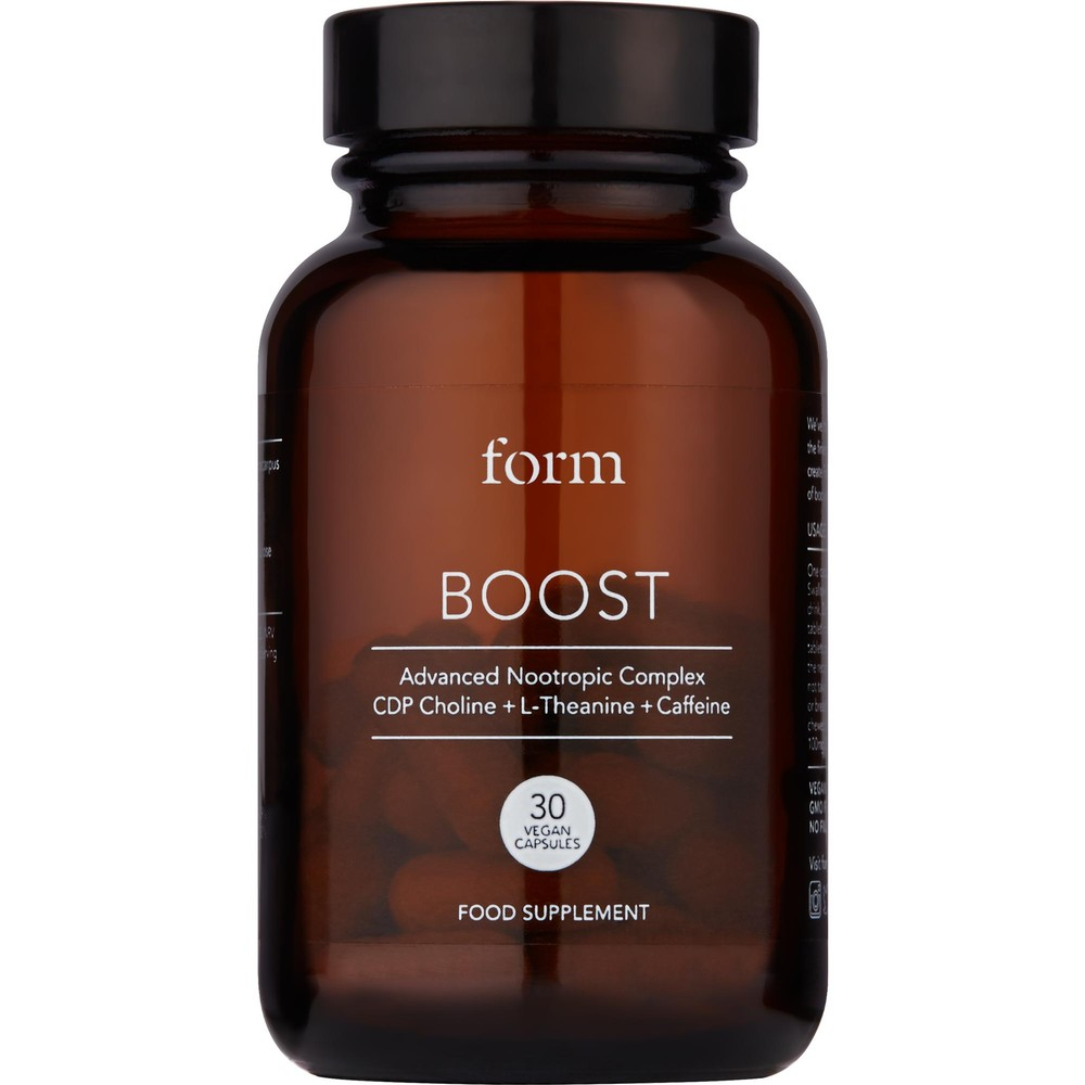 Form Nutrition Boost Capsule Supplement (30 Tablets)