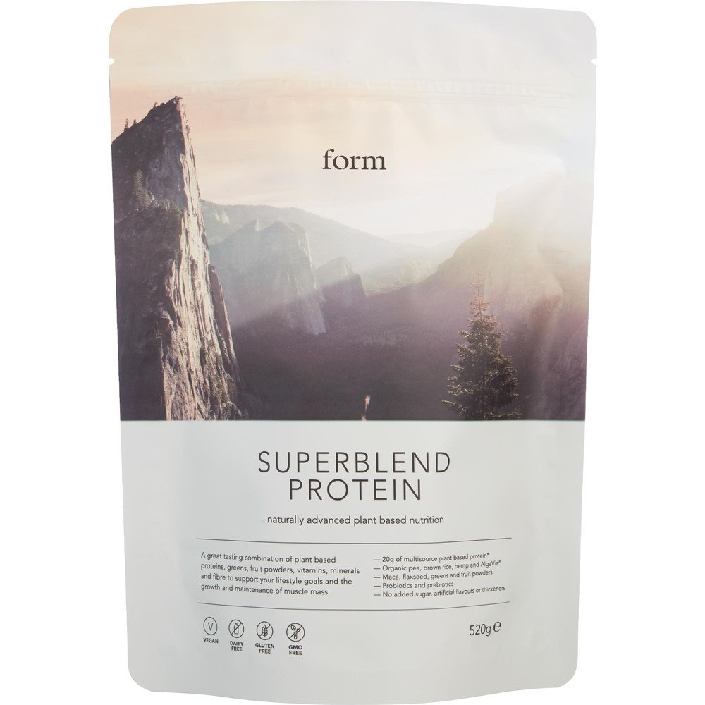 Form Nutrition Superblend Protein Powder 520g