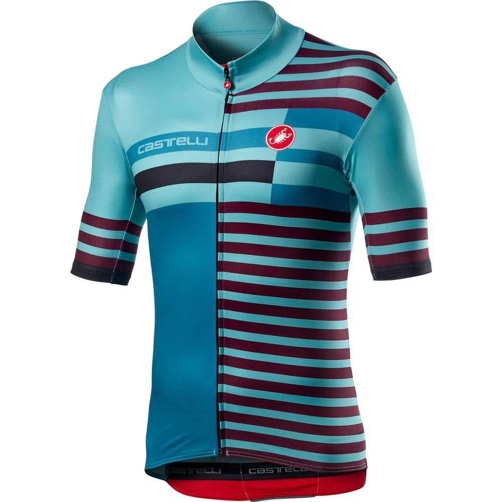 Castelli Mid Weight Pro Short Sleeve Jersey