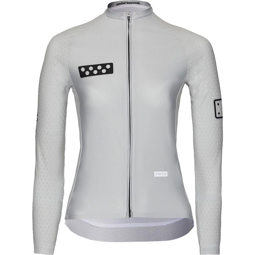 Pedla Bold LunaHEX Womens Long Sleeve Jersey