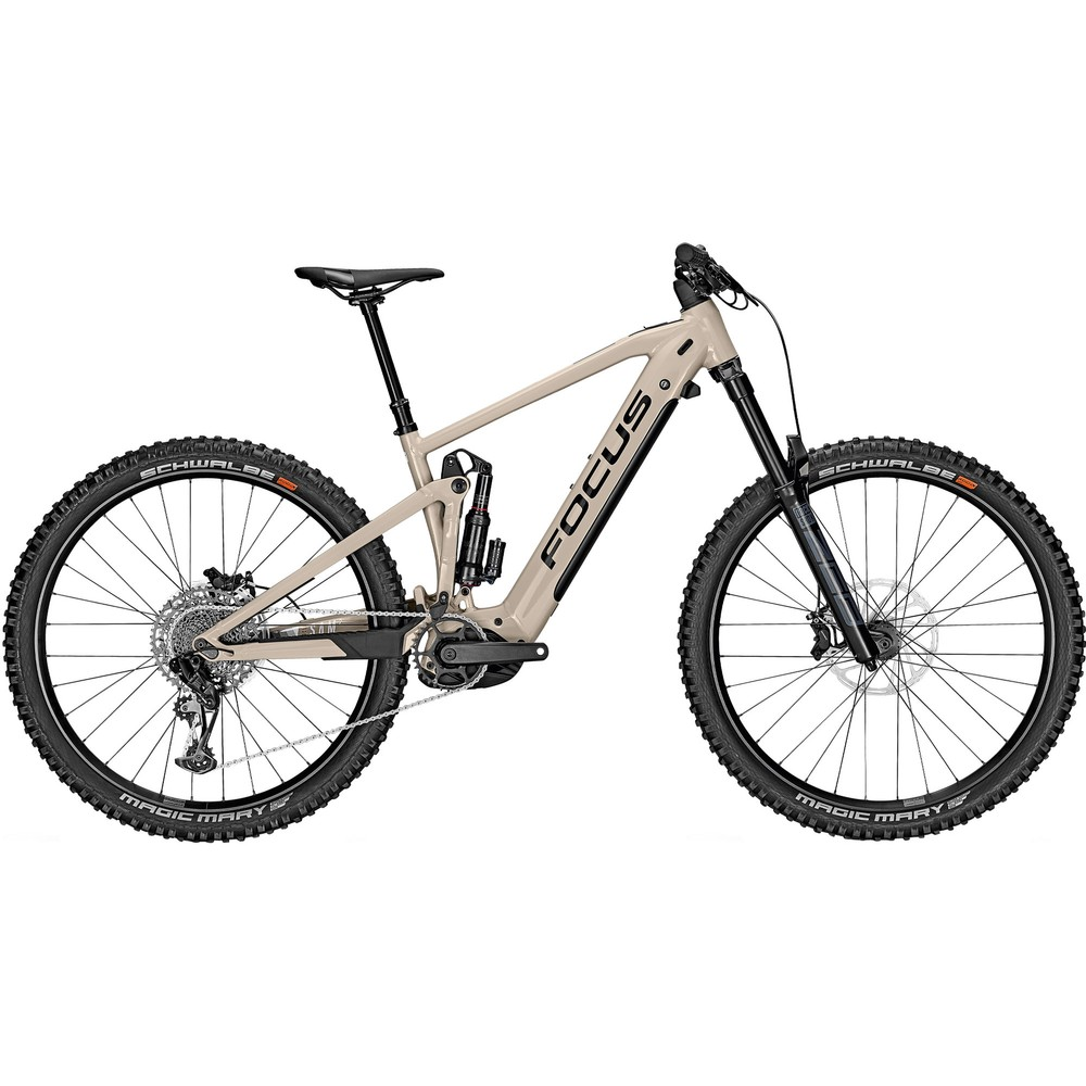 Focus Sam2 6.8 Electric Mountain Bike 2021