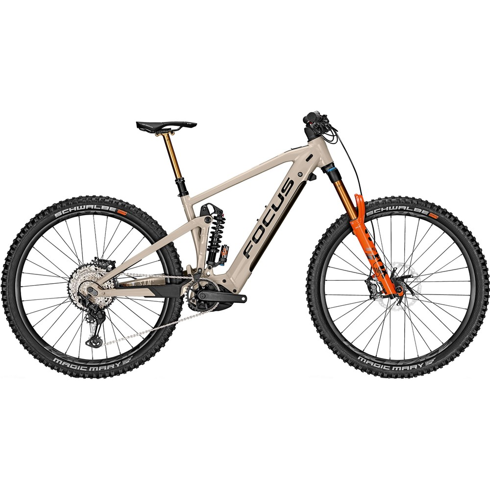 Focus Sam2 6.9 Electric Mountain Bike 2021