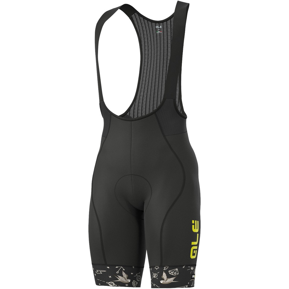 Ale Graphics PRR Versilia Winter Bib Short