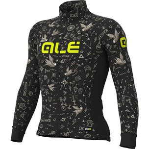 Ale Graphics PRR Versilia Winter Long Sleeve Jersey