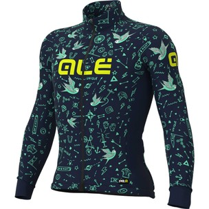 Ale Graphics PRR Versilia Winter Long Sleeve Jersey