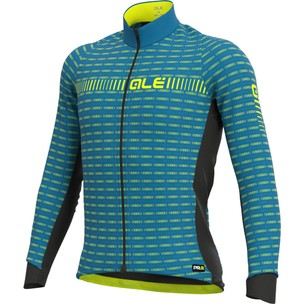 Ale Graphics PRR Green Road Winter Long Sleeve Jersey