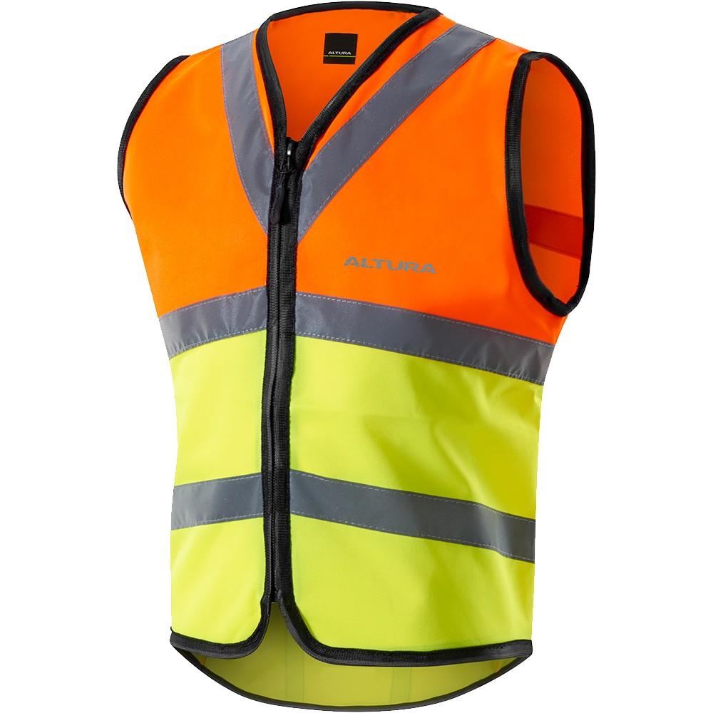 Altura Hi Viz Kids Safety Vest