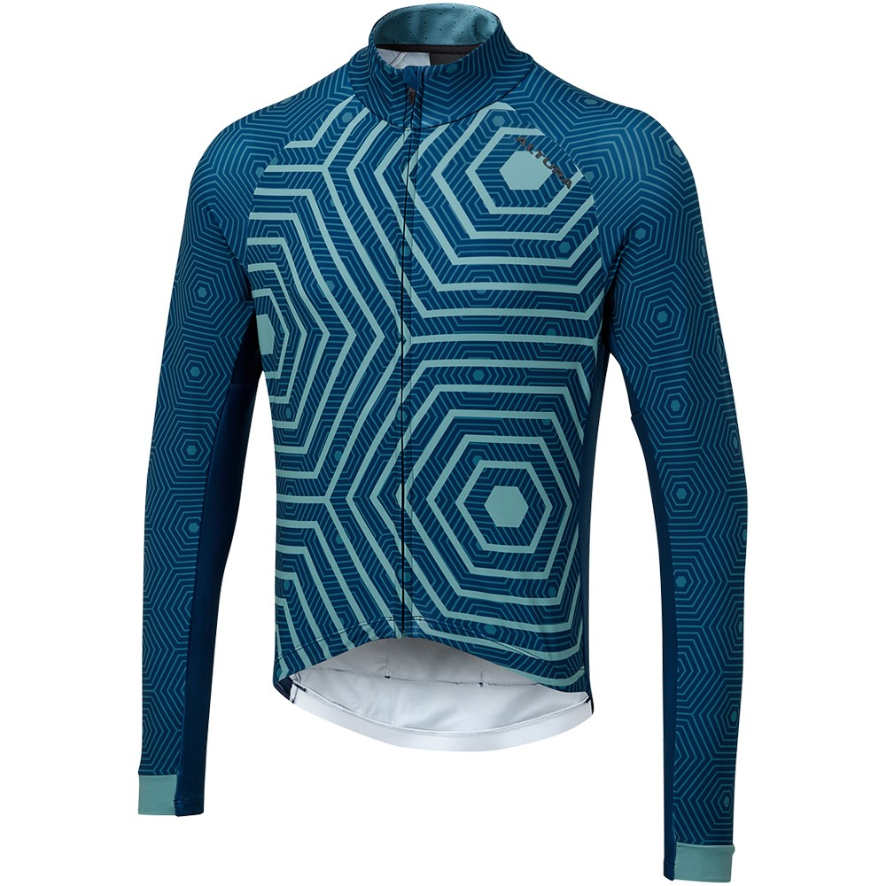 Altura Icon Hex-Repeat Long Sleeve Jersey