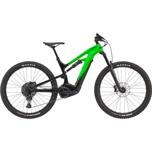 Cannondale Moterra Neo 3+ Electric Mountain Bike 2021