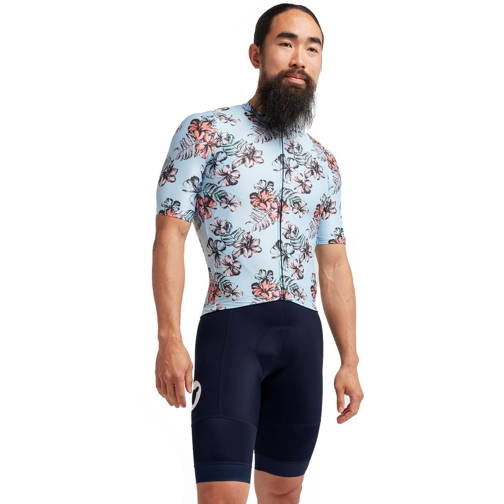 Black Sheep Cycling LTD Aloha Short Sleeve Jersey