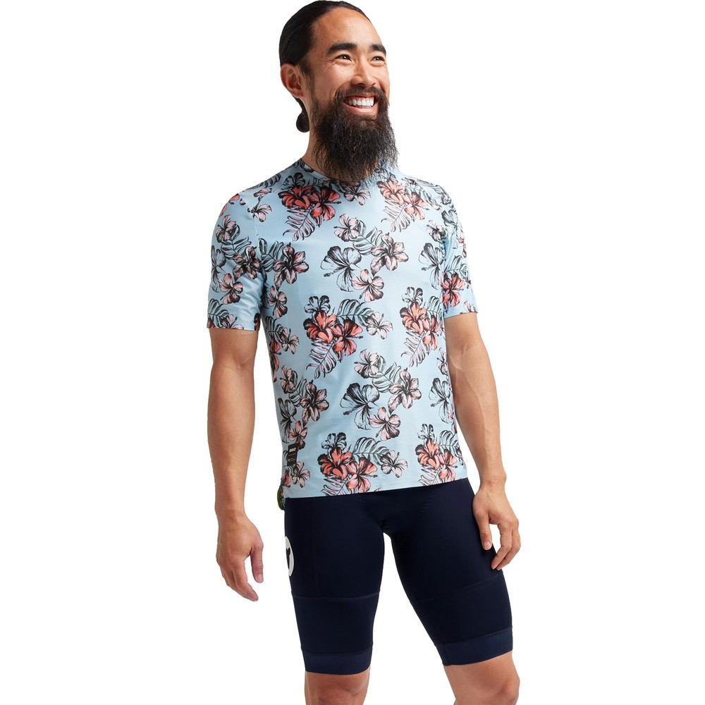 Black Sheep Cycling LTD Aloha Tech Tee