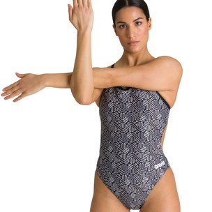 Arena Kikko Challenge Womens Swim Costume