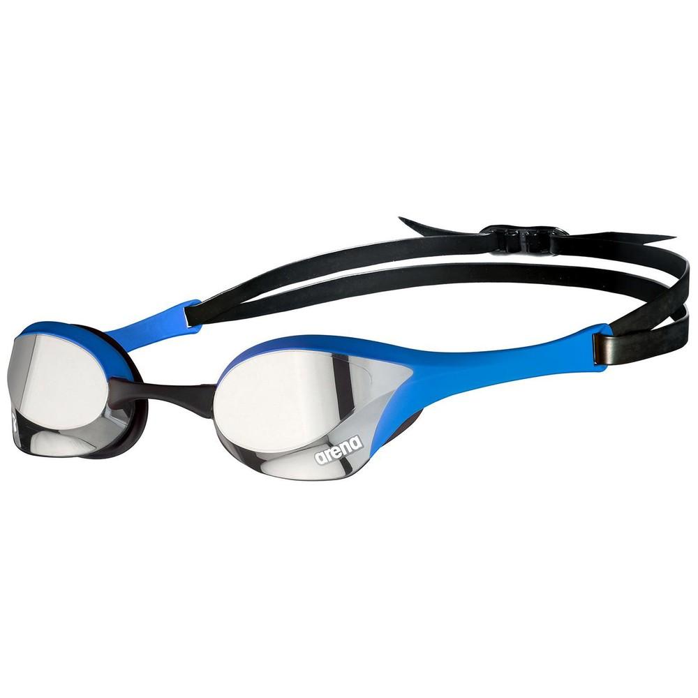 Arena Cobra Ultra Swipe Blue Mirror Goggles