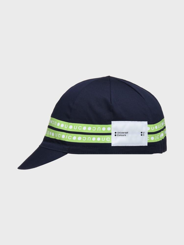 Mono Cotton Cap Navy Blue