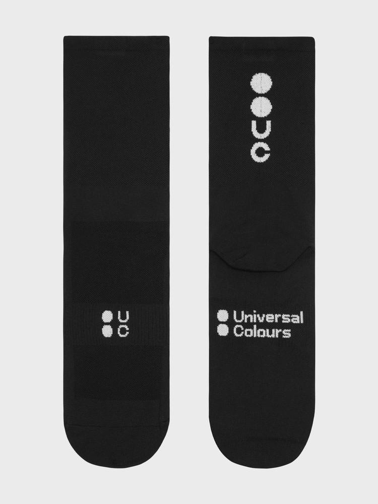 Mono Summer Socks Black