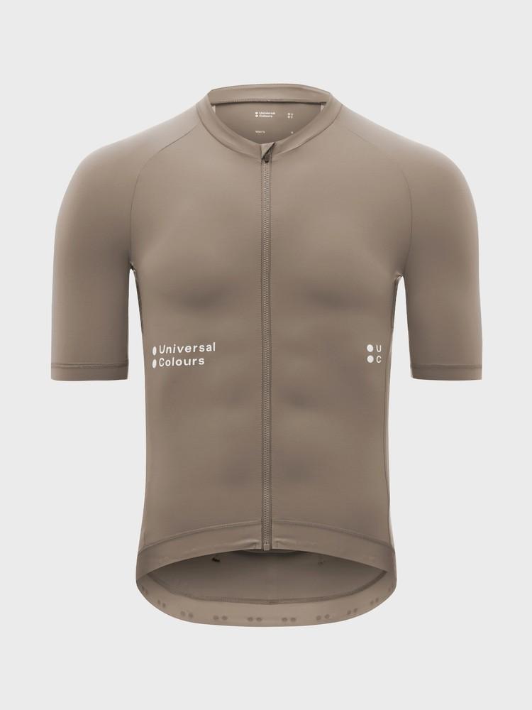 Mono Short Sleeve Men's Jersey Portobello Grey