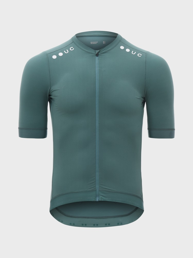 Chroma Short Sleeve Men's Jersey Teal