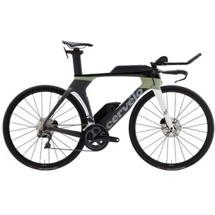 Cervelo P5 Ultegra Di2 Disc TT/Triathlon Bike 2021