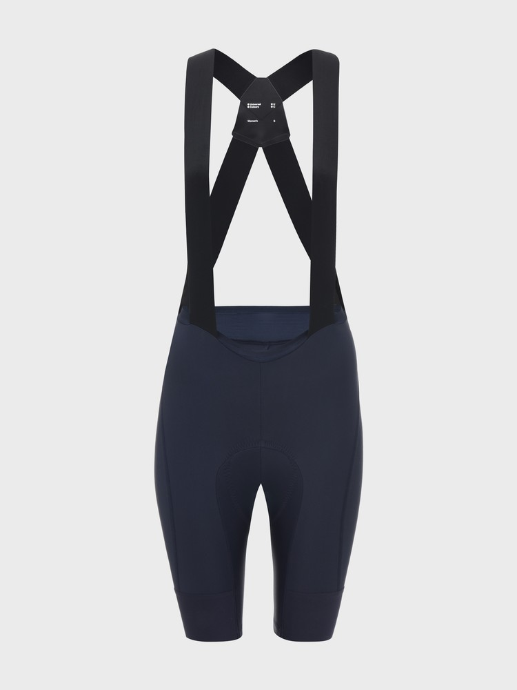 Mono Women's Bib Short Navy Blue