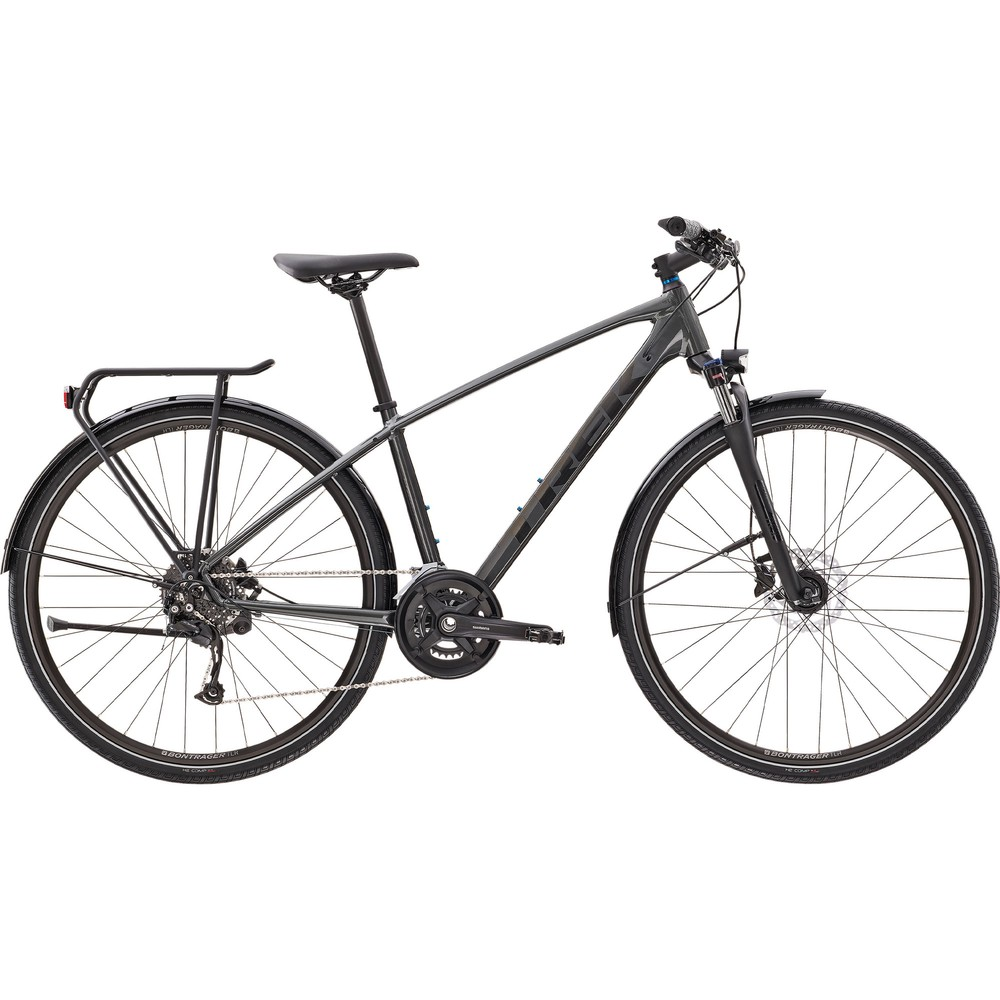 Trek Dual Sport 3 EQ Disc Hybrid Bike 2021