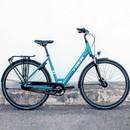Trek District 1 EQ Lowstep Disc Hybrid Bike 2022