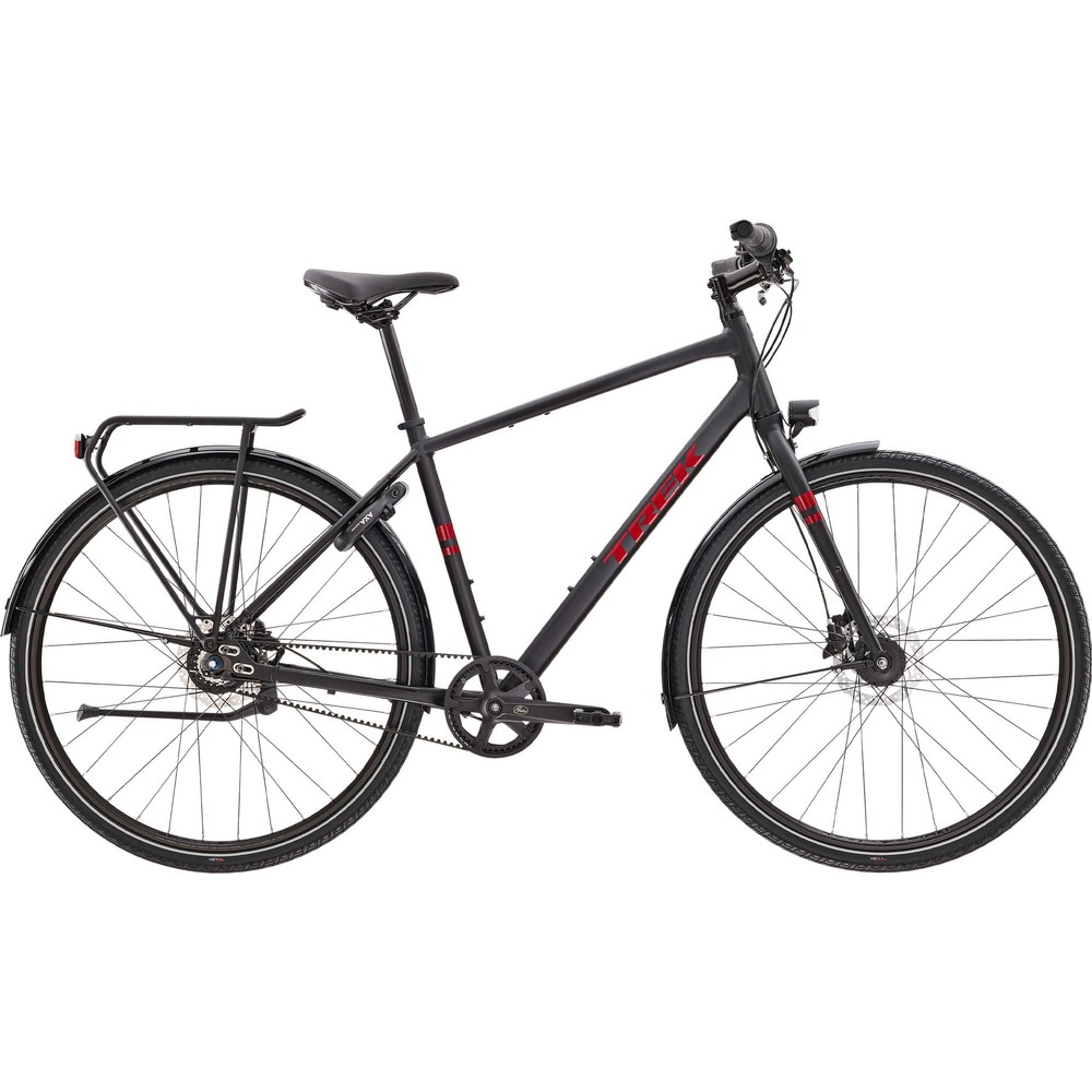 Trek District 3 EQ Disc Hybrid Bike 2021