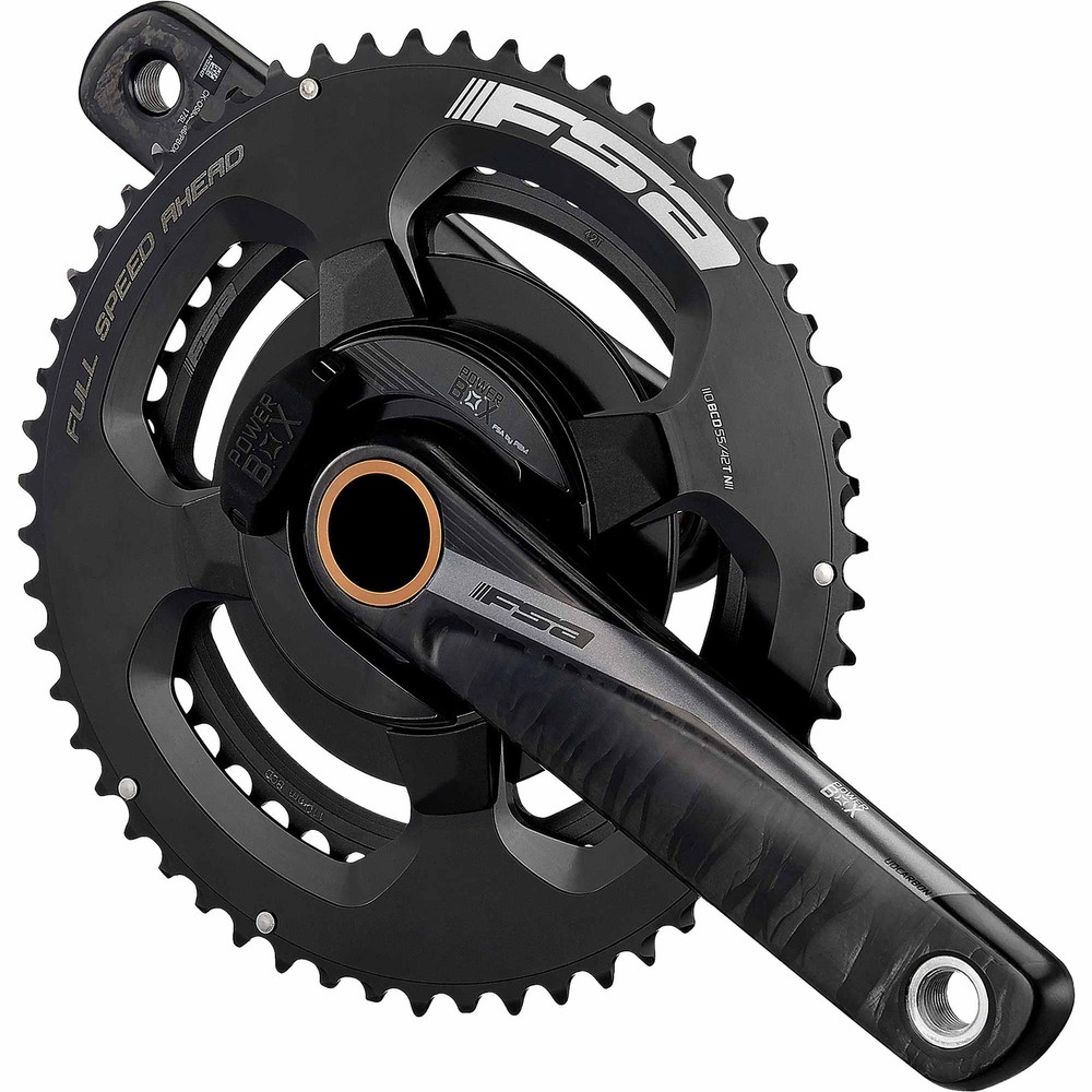 FSA Powerbox Carbon Road Power Meter Chainset