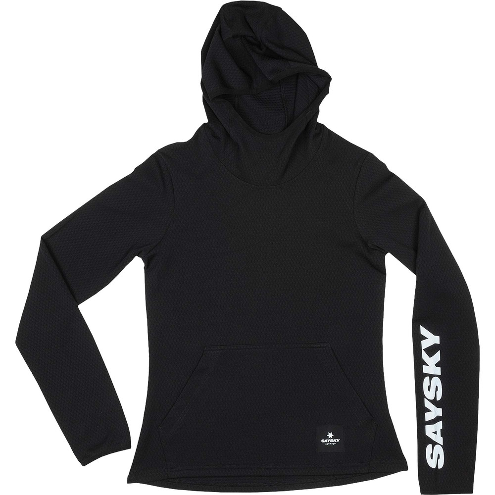 SAYSKY Hooded Pace Womens Running Fleece
