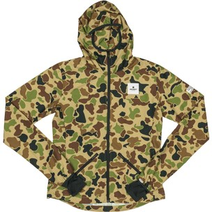 SAYSKY Camo Pace Womens Running Jacket