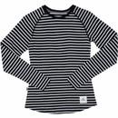 SAYSKY Striped Base 165 Merino Womens Long Sleeve Running Tee
