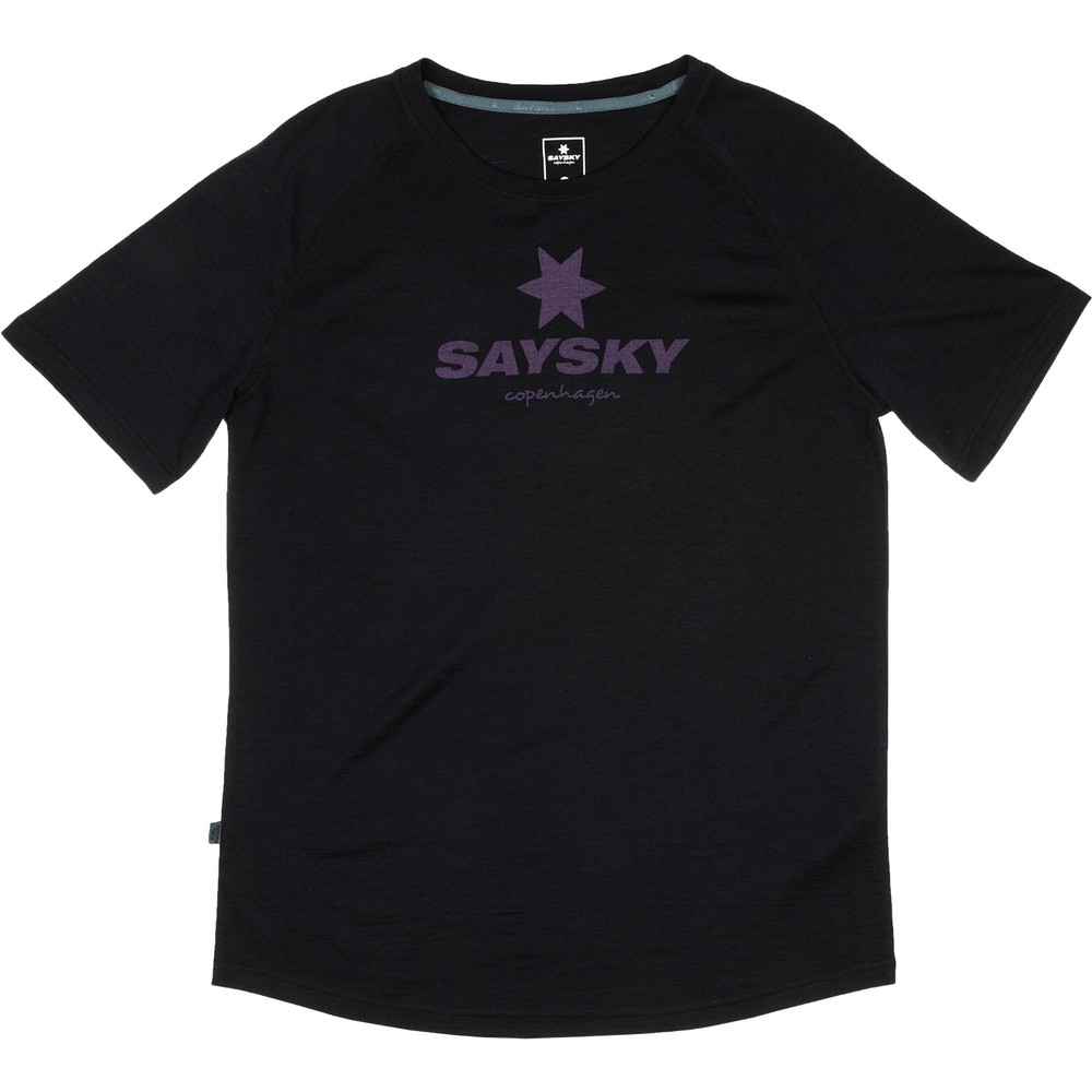 SAYSKY Base 150 Merino Short Sleeve Running Tee