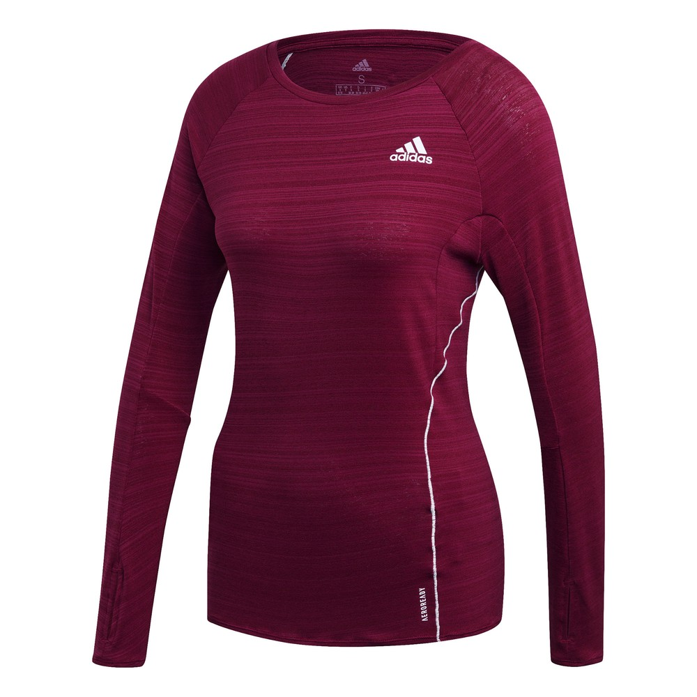 Adidas Runner Long Sleeve Womens Tee