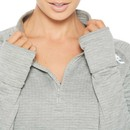 2XU Pursuit Thermal 1/4 Zip Long Sleeve Womens Top