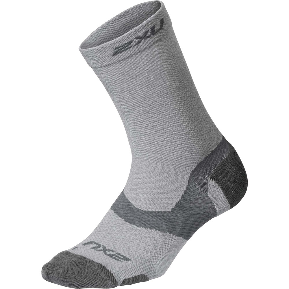 2XU Vectr Merino L Cush Crew Socks