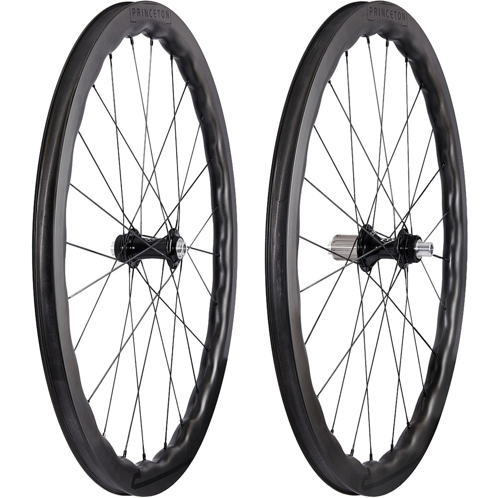 Princeton CarbonWorks Grit 4540 Tubeless Disc White Industries Wheelset