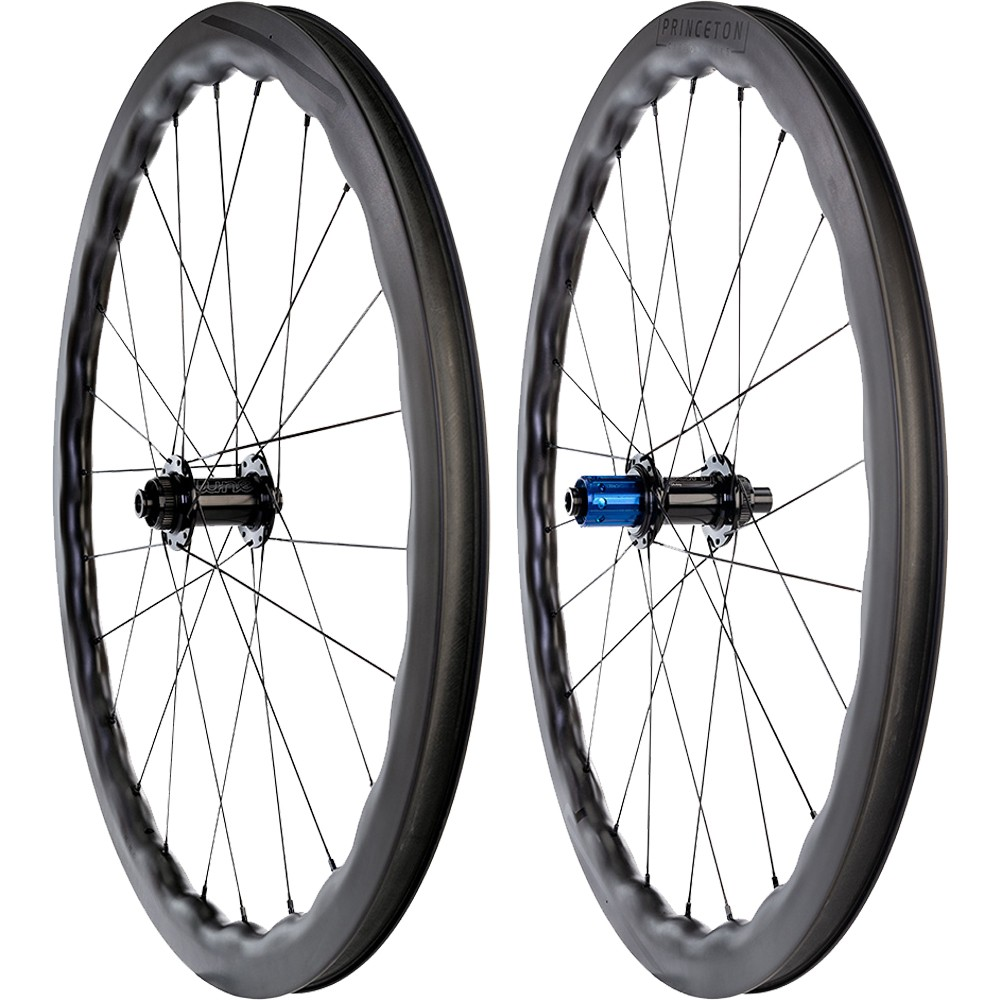 Princeton CarbonWorks Grit 4540 Tubeless Disc Tune Wheelset