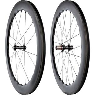 Princeton CarbonWorks Wake 6560 White Industries Tubeless Clincher Wheelset
