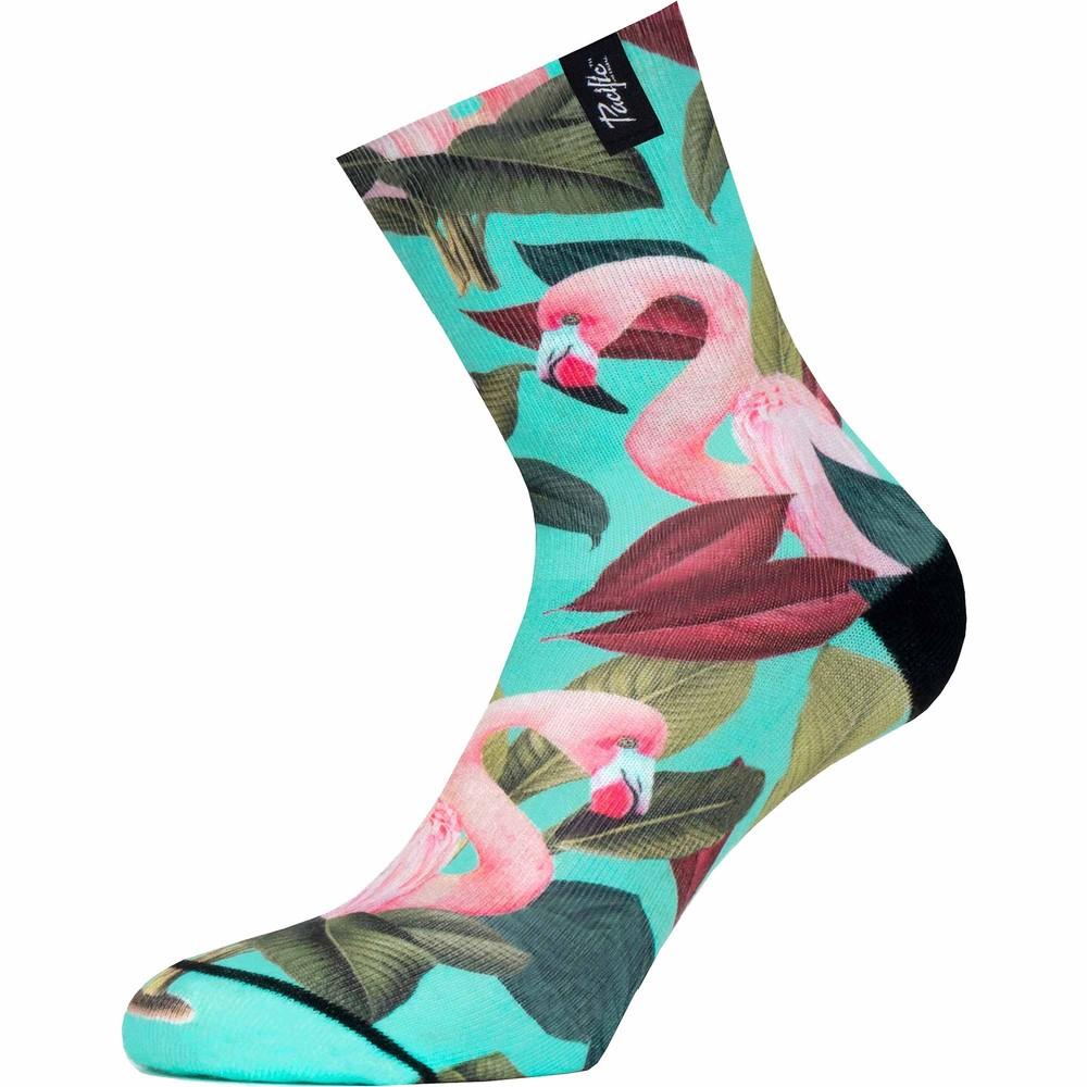 Pacific & Co. Flamingo Socks
