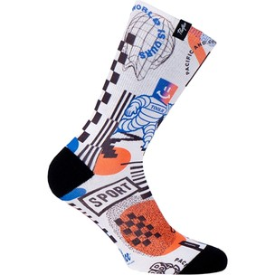 Pacific & Co. Speed Racer Socks