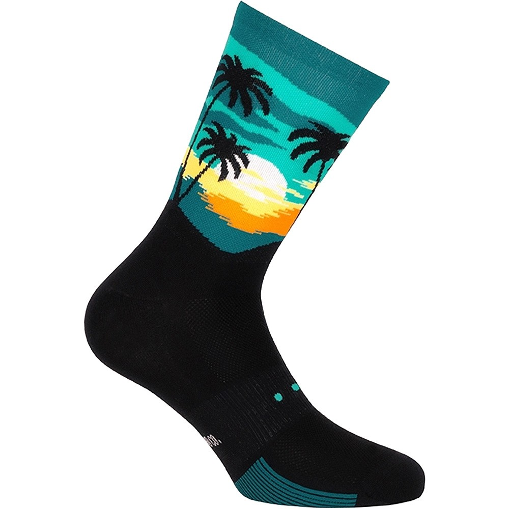 Pacific & Co. Sunrise Socks