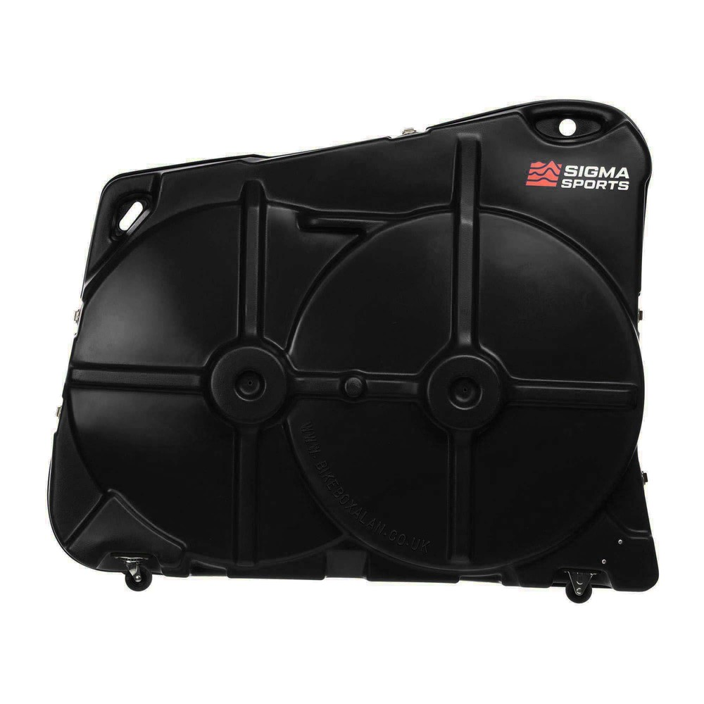 Bike Box Alan Bike Transport Case Black