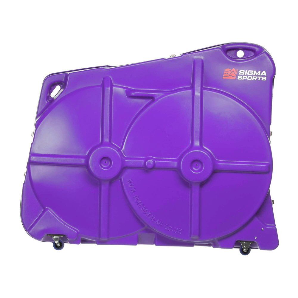 Bike Box Alan Bike Transport Case (Purple)