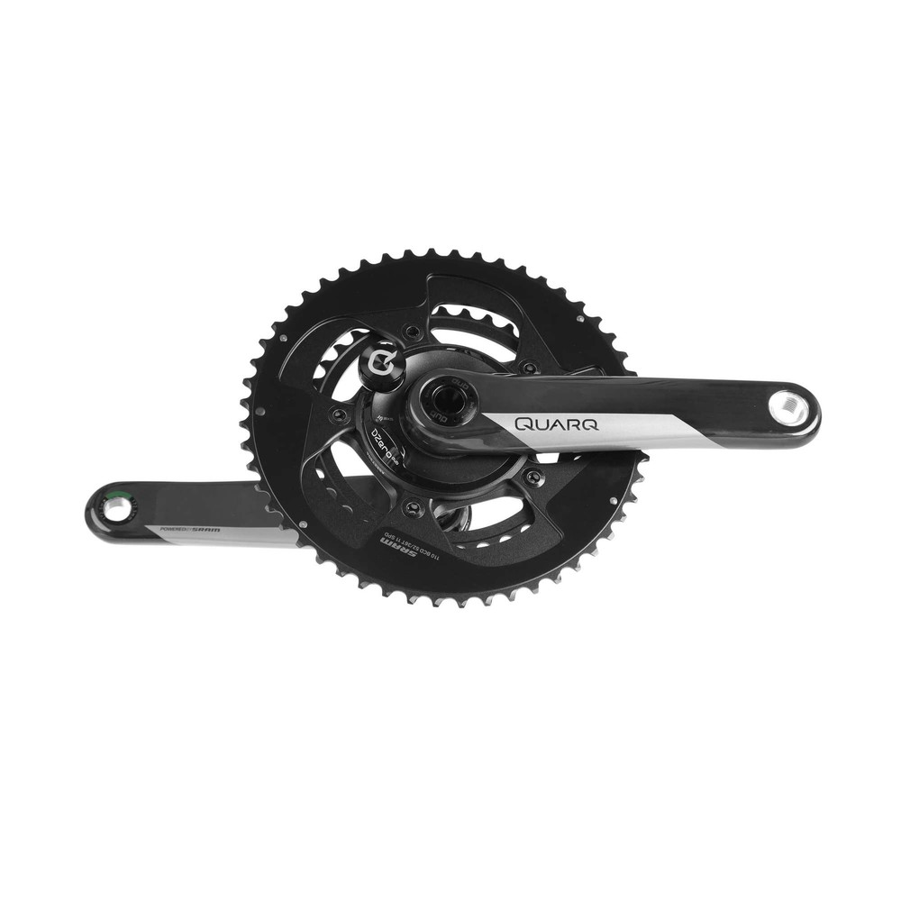 Quarq DZero 110BCD DUB Road Power Meter Chainset